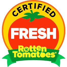 Certified Fresh - Rotten Tomatoes